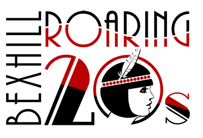 Bexhill Roaring 20s Logo